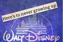 Disney / You are never too old to love Disney. / by Natalie Carter