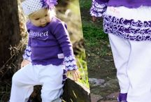 Faith Baby Ruffled Pants / Super adorable ruffled pants and crawlers for your Christian baby