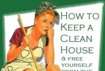 Cleaning, Recipes, Tips and Tutorials / by Becky Smith Glista
