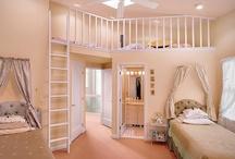 Nursery/Kid Room Ideas / by Chelsea Kaminski