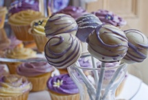 Cake Pops / Various cake pops by The Chipping Norton Tea-Set