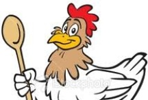 Chicken Recipe's / by Becky Smith Glista