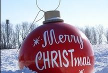 Christmas Ornament's / by Becky Smith Glista