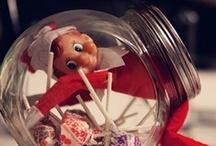 Elf On A Shelf / by Becky Smith Glista