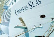 Cruising the Seas with Royal Caribbean / Next cruise date set for Oasis of the Seas Nov. 2015 / by JoAnn Johnson