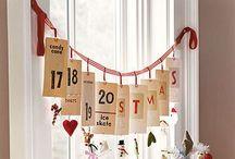 Christmas : Calendar / Advent Calendar