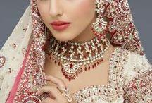 Indian bridal wear / by Leela Jeth