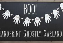 Halloween / Creative ideas for Halloween.