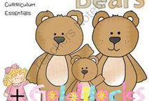 The Three Bears / by Gail Eaton