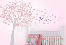 Baby girl nursery / by Teach 4 the Heart (L. Kardamis)