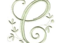 Letter C / Symbolic + Lovely   / by Bethany Curran