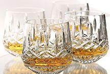 Lismore By Waterford Crystal / Exquisite + Opulent / by Bethany Curran