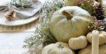 // thanksgiving / Thanksgiving DIY, crafts, recipes and decor ideas that you can try at home.