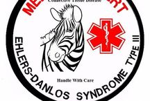 Ehlers Danlos Syndrome - Hyper mobility / by Tiffany Rebeiro
