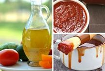 THM:Condiments / Trim Healthy Mama/Low-Glycemic/Sugar-Free Condiment Recipes!