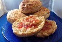 THM: Bread Recipes / Trim Healthy Mama/Low-Glycemic/Sugar-Free Bread Recipes!