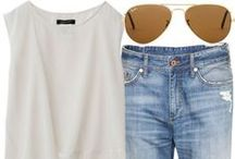 Summer style / Summer outfits and style inspiration for motherhood