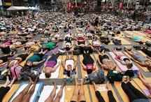 Yoga / by Véronique S.