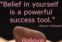 """Quotes I Like / I found these quotations """"touched"""" me in some way - gave me inspiration or motivation.  http://SharonMichaels.com"""