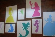 My whimsical love of Disney Princesses / by Suzette Booher