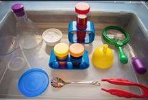 Activities: Science / ideas for #science activities with young children #preschool #kindergarten / by {MamaVonTeacher}