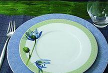 Linha Porcelana / Porcelana da marca SPAL. Importado pela TYYLI HOME.