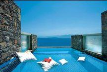 Greek Interior Design / The ultimate dream home <3