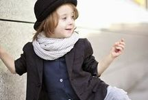 Style: Little Fashion {kids} / stylish & easy to wear clothing for littles - probably in a perfect world without dirt & stains... #microfashion #cute  / by {MamaVonTeacher}