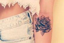 Tattoos & Piercings :) ♡