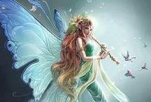 Fairies / Faires, elves & fantasy