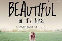 Faith/Encouragement