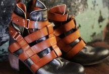Boots Of Fancy