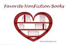 Favorite NonFiction Books / I wanted to share some of the nonfiction books that have helped me to grow professionally. I am an avid reader and will keep adding to this board. I don't make a profit from any of the books, unless I am the author. Thank you for reading and sharing. ~Sharon