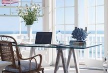 Dream Offices... / Ideal places to spend your workday. It's okay to dream!