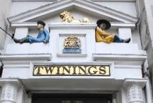 The Twinings Tea