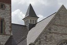 Church Roofs / In addition to our residential projects, McCarthy Metal Roofing has installed metal roof products on many North Carolina churches! Here are some examples of our metal church roof projects.