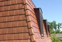 Copper Roofing / McCarthy Metal Roofing offers several premium metal roofing products that are available in copper colors, a timeless and charming architectural detail that's sure to make a statement on your North Carolina home.
