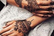 Diseños henna