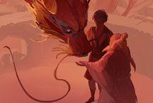 Avatar: The Last Airbender/The Legend of Korra