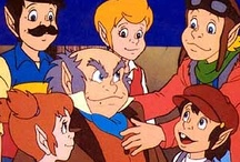 Cartoons I Used To Watch / by J. Z.
