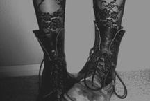 DRESS LiKE THAT / * hippie, grunge, boho, all black, colorful, comfy *