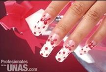 3ra Dimensión / Diseños en 3ra dimensión para uñas (nails). Revista Profesionales de las Uñas.