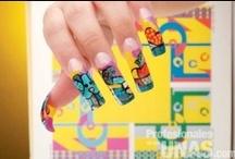 Diseños con Tips / Diseños con tips en uñas (nails) de profesionales de las uñas