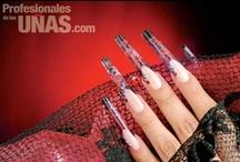 """Escultural / Diseños esculturales en uñas (nails) de la revista """"Profesionales de las Uñas"""""""