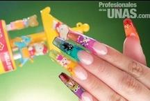Quince Años / Diseños de uñas (nails) para quince años. Revista Profesionales de las Uñas.