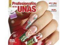 Nuestras portadas / Profesionales de las Uñas - Desarrollando el éxito de los técnicos profesionales en uñas.  Visita: www.profesionalesdelasunas.com