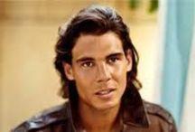 Rafael nadal  / je l'adore C'est juste le MEILLEUR!!!