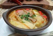 La Cocina Chilena / Recetas de Cocina Chilena tradicional y actual, sabores del Sur