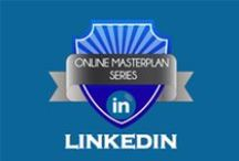 LinkedIn / Discover how LinkedIn's marketing solutions can help your business build relationships and generate more leads. / by Online Masterplan Series