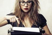 ♥ Writing♥ / by † Izzy ßleu
